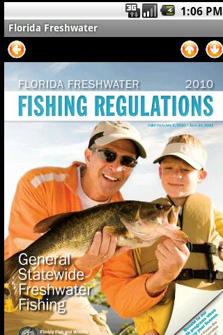 Florida freshwater fishing for Florida freshwater fishing regulations