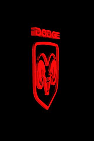 dodge logo live wallpaper