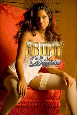 ebony+dimes