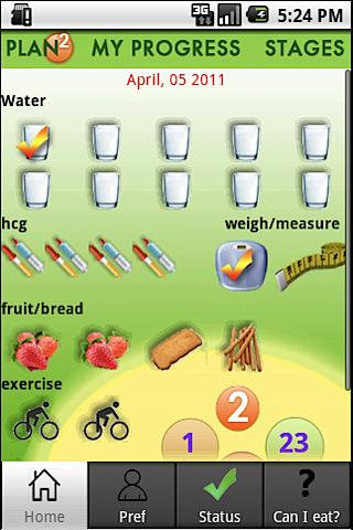 """hCG Diet Plan, Weight Loss Apps For Android and iOS """" Phone Reviews"""