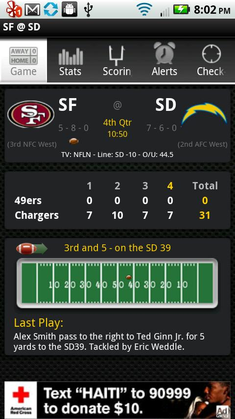 Best sports scores news apps for android androidapplications screenshots publicscrutiny Gallery