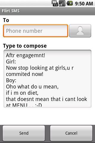 online suchen sms flirt